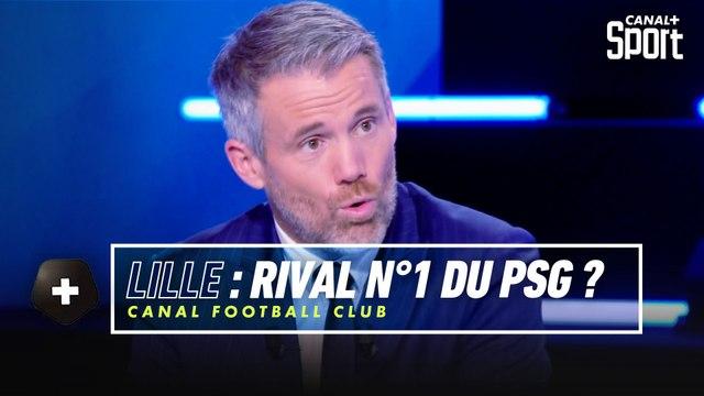 Lille : Le rival n°1 du PSG ?