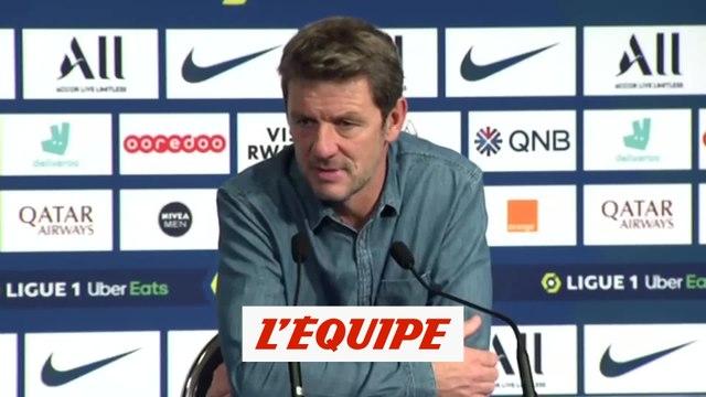 Jobard : «Le score ne souffre d'aucune contestation» - Foot - L1 - Dijon