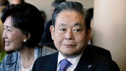 Lee Kun-hee, man behind Samsung's rise to tech titan, dies at 78