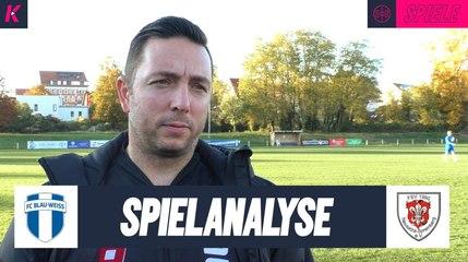 Die Spielanalyse | FC Blau-Weiss Leipzig – FSV 1990 Neusalza-Spremberg (6. Spieltag, Sachsenliga)