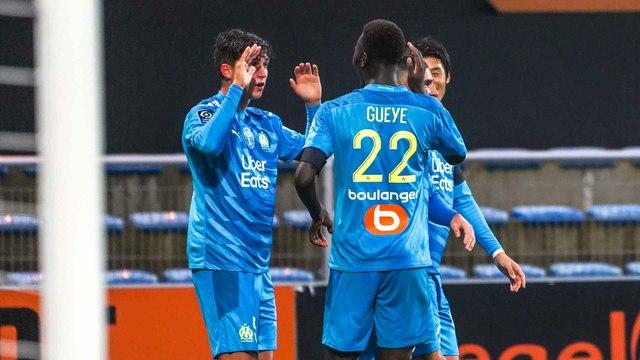 Lorient - OM (0-1) : le match en intégralité