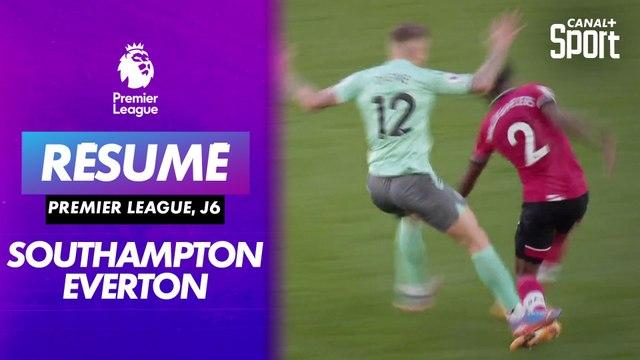 Le débrief de Southampton / Everton