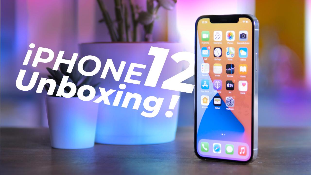 iPhone 12 et 12 Pro : On vous explique les 250 euros d'écart (Unboxing)