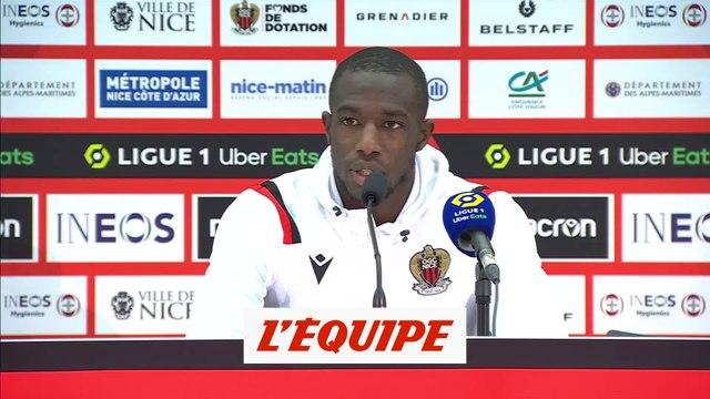 Kamara : «On a un peu redoré le blason» - Foot - L1 - Nice