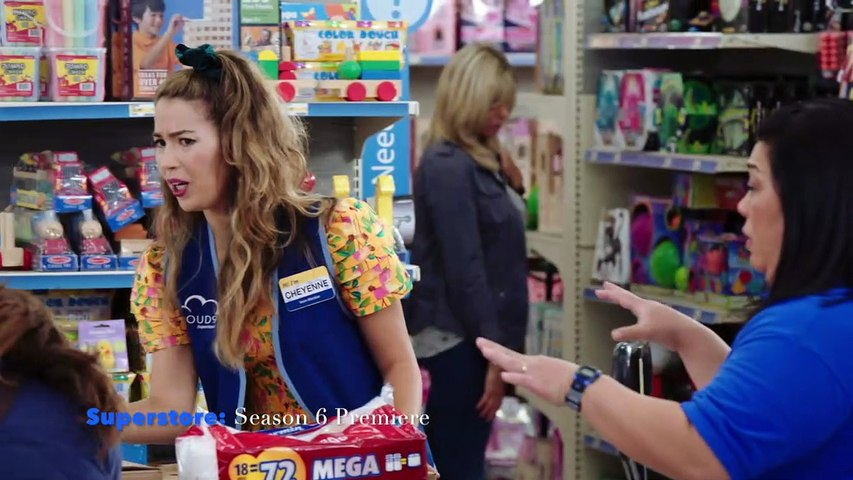 Superstore Season 6 Premiere