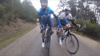 Vuelta a España 2020: Stage 3 on-bike highlights