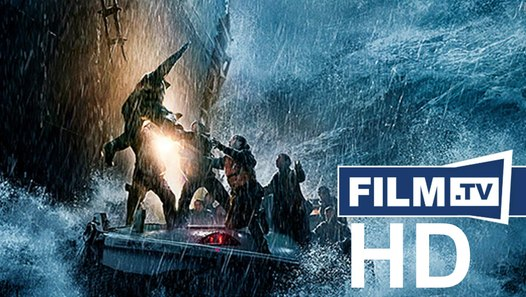 The Finest Hours Trailer Deutsch