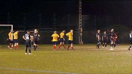 Das 1:1 für die SVG IV gegen Puma durch Antonio De Agustin Romo