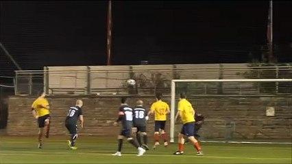 Das 3:2 für die SVG IV durch Dalil Sulaiman gegen Puma Göttingen