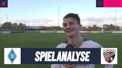 Die Spielanalyse | FC Deisenhofen - FC Ingolstadt 04 II (Bayernliga Süd)