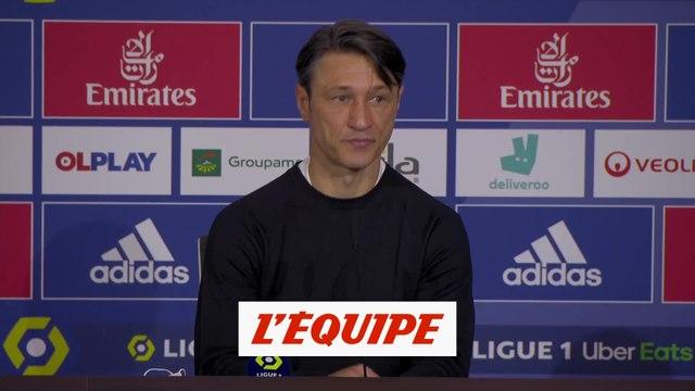 Kovac : «On a eu tout faux en première période, moi le premier» - Foot - L1 - Monaco