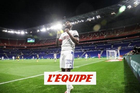 Face à Monaco, Toko Ekambi a livré une copie quasi parfaite - Foot - L1 - OL