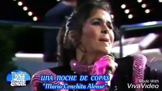 """UNA NOCHE DE COPAS """"Maria Conchita Alonso"""" ¸ ¸.•*¨*• ♪♫"""