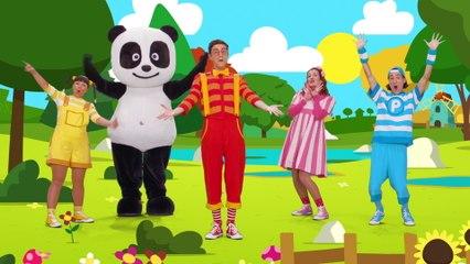 Panda e Os Caricas - O Sapo Não Lava O Pé