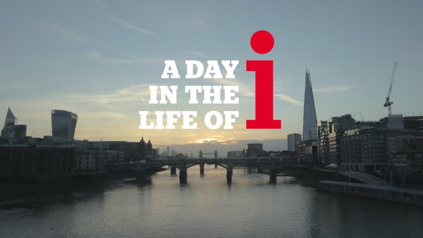 Day in the life of i: watch how we put together your paper - from the newsroom to the newsstand