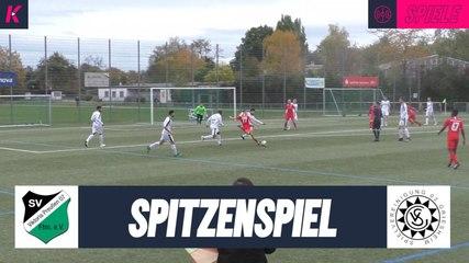Spektakuläre Schlussphase im Spitzenspiel | SV Viktoria Preussen - Spvgg. 02 Griesheim (Kreisoberliga Frankfurt)