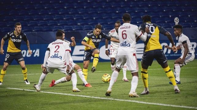Highlights : Olympique Lyonnais 4-1 AS Monaco