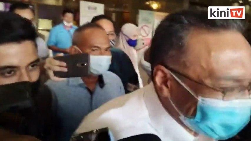 'Kita sedang bincang' - Hisham ulas isu perletakan jawatan jawatan Muhyiddin