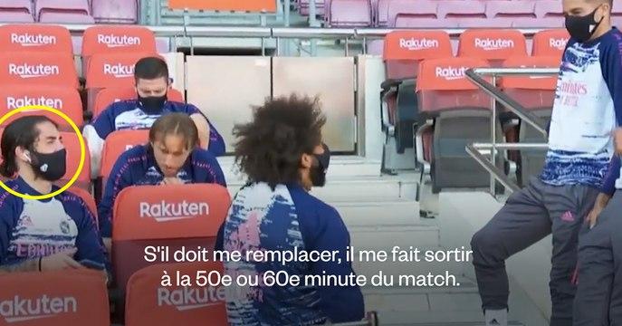 Isco critique ouvertement Zidane devant ses coéquipiers