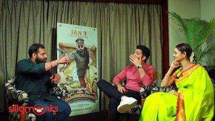 Exclusive Interview with Rakshit Shetty & Shanvi Srivastava   Avane Srimannarayana   Silly Monks