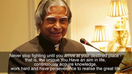 Popular Quotes By APJ Abdul Kalam   Silly Monks