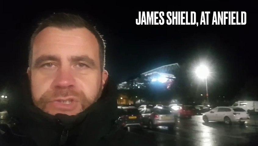 James Shield's Liverpool verdict