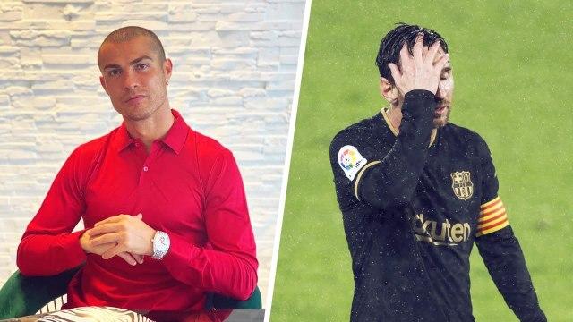 Pourquoi Ronaldo ne pourra pas jouer contre Messi même s'il est guéri avant le match | Oh My Goal