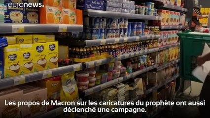 France : De l'attentat de Conflans à la campagne #BoycottFrance