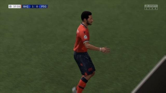 Istanbul Büyük?ehir - Paris Saint-Germain : notre simulation FIFA 21 (2ème journée - Ligue des Champions)