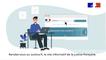 Justice.fr, un service unique pour trois fonctionalités