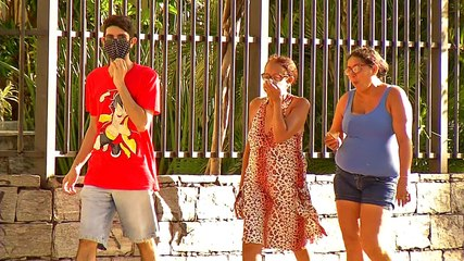 Entre junho e agosto teve aumento da incidência de Covid-19 na população jovem do Ceará