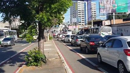Número de infrações sobre o tráfego irregular nas ciclovias e ciclofaixas cai mais de 50% este ano