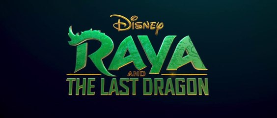 RAYA AND THE LAST DRAGON - OFFICIAL TRAILER - 2020