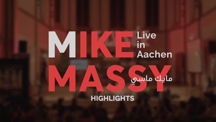Mike Massy - Highlights - Live In Aachen