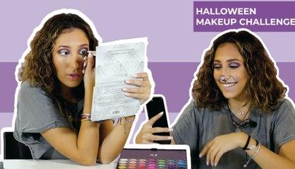 Halloween Make up challenge ( RUND )