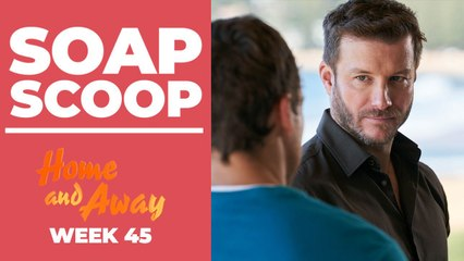 Home and Away Soap Scoop! Angelo wants Dean to confess