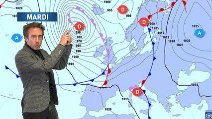 Illustration de l'actualité La météo de votre mardi 27 octobre et la tendance