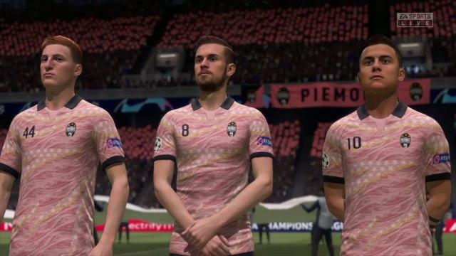 Juventus Turin - FC Barcelone : notre simulation FIFA 21 (2ème journée - Ligue des Champions)