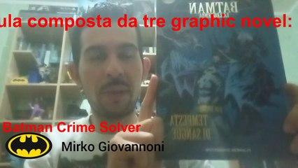 Batman & Dracula La trilogia