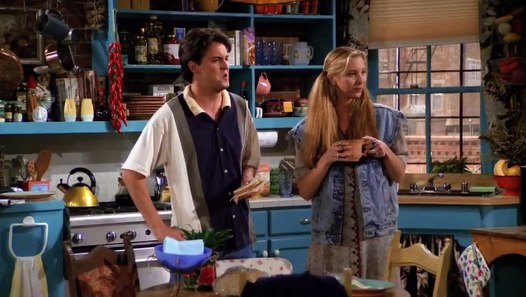 Friends Staffel 1 Folge 1