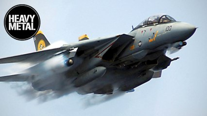 The History of the F-14 Tomcat