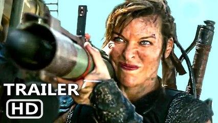 MONSTER HUNTER Official Trailer (2020) Milla Jovovich, Action Movie HD