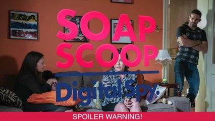 EastEnders Soap Scoop! Keegan and Rainie in road incident
