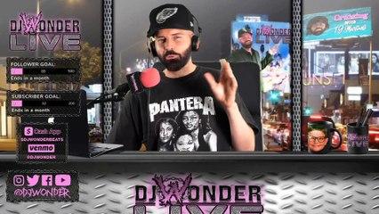 DJ Wonder LIVE - Episode 21 - Nick Catchdubs