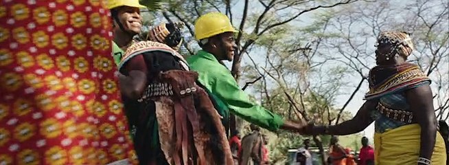 Safaricom @ 20 TVC 60s V1  720-266