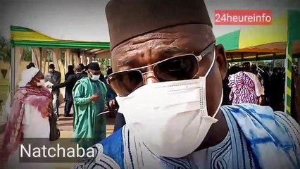 """Abass Bonfoh : """"Natchaba Fambaré n'est pas mort pour moi'"""