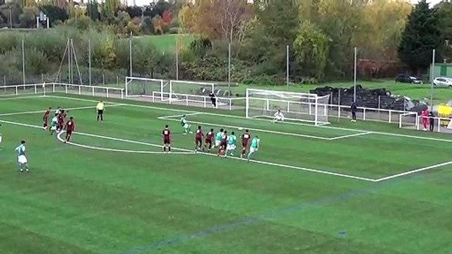 U18 : Metz - Colmar, le résumé vidéo