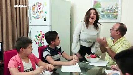 برنامج هاش تاك   درس خصوصي عراقي  بنكهة تبسي الباذنجان .. حصريا على قناة دجلة الفضائية