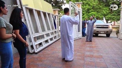 برنامج هاش تاك  ابو بنات ما يبطل عادته   الحجي المسؤول من العبادة الى العادة   حصريا على دجلة