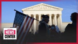 U.S. Senate confirms Amy Coney Barrett to Supreme Court